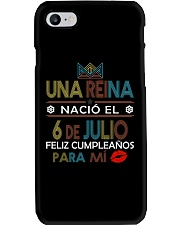 6 de Julio Phone Case thumbnail