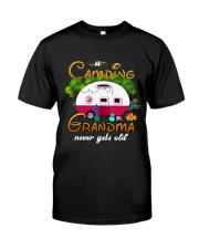 CAMPING GRANDMA Classic T-Shirt front