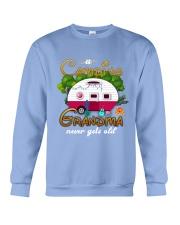 CAMPING GRANDMA Crewneck Sweatshirt thumbnail