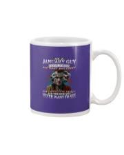 H-January T shirt Printing Birthday shirts for Men Mug thumbnail