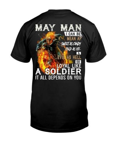 H- MAY MAN