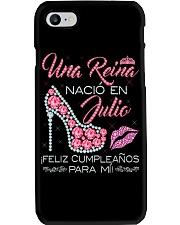 H-REINA DE JULIO Phone Case thumbnail