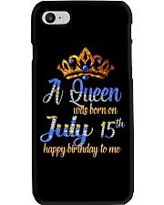 July 15th Phone Case thumbnail
