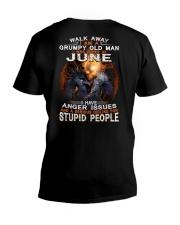 JUNE MAN Z V-Neck T-Shirt thumbnail