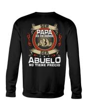 H- Camisetas Sublimadas de Abuelo Papá Para Hombre Crewneck Sweatshirt thumbnail