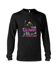 February Queen Long Sleeve Tee thumbnail