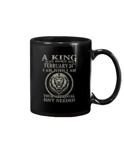 FEBRUARY KING 24