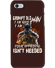 H- GRUMPY OLD MAN Phone Case thumbnail