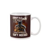 H- GRUMPY OLD MAN Mug thumbnail