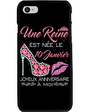 10 Janvier Phone Case tile