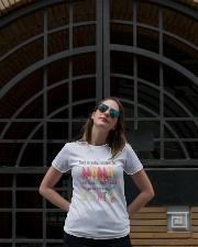 NANA SEVENTIES Ladies T-Shirt lifestyle-women-crewneck-front-1