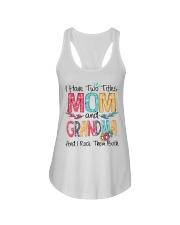MOM GRANDMA Ladies Flowy Tank thumbnail