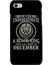 DECEMBER MAN Phone Case tile