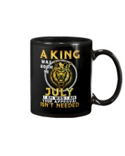 JULY KING-D Mug thumbnail