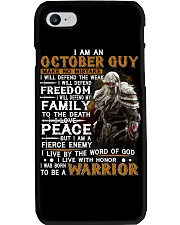 October Man Phone Case thumbnail