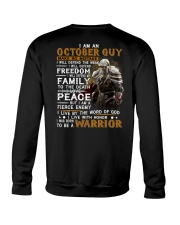 October Man Crewneck Sweatshirt tile