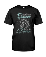 December Queen Classic T-Shirt thumbnail