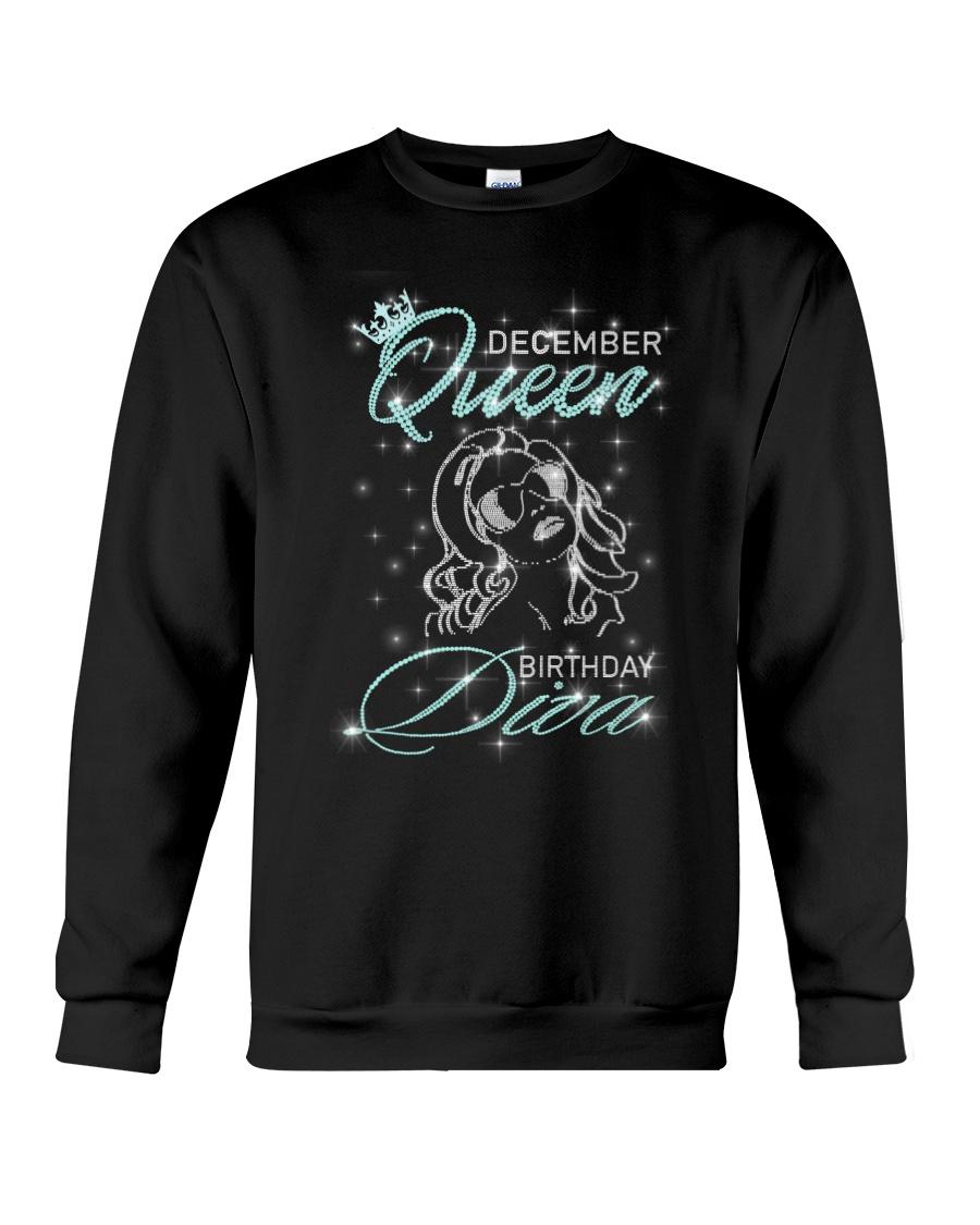 December Queen Crewneck Sweatshirt