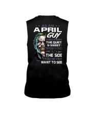 H- April Tshirt Printing Birthday shirts for Men Sleeveless Tee thumbnail