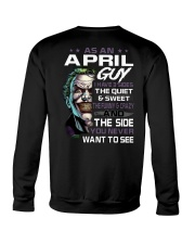 H- April Tshirt Printing Birthday shirts for Men Crewneck Sweatshirt thumbnail