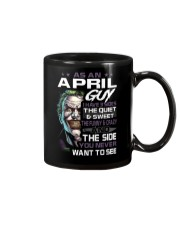 H- April Tshirt Printing Birthday shirts for Men Mug thumbnail