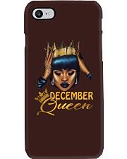 December Queen Phone Case thumbnail