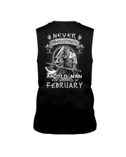 H- FEBRUARY MAN  Sleeveless Tee thumbnail