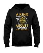 H- AUGUST KING Hooded Sweatshirt thumbnail