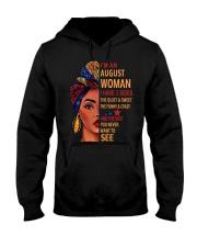 AUGUST WOMAN - 3 SIDES Hooded Sweatshirt thumbnail
