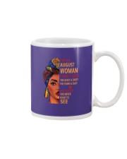 AUGUST WOMAN - 3 SIDES Mug thumbnail