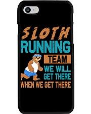 SLOTH RUNNING Phone Case thumbnail
