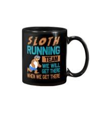 SLOTH RUNNING Mug thumbnail