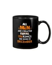MAN DECEMBER Mug thumbnail