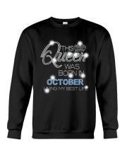 OCTOBER QUEEN Crewneck Sweatshirt thumbnail