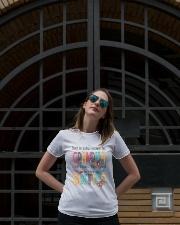GRANDMA SIXTIES Ladies T-Shirt lifestyle-women-crewneck-front-1