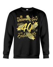 December Girls Crewneck Sweatshirt thumbnail