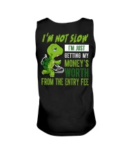 I'm not slow Unisex Tank thumbnail