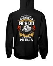Camisetas Sublimadas Hombre Mejor para Papa Hooded Sweatshirt thumbnail