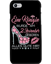 2 November Phone Case thumbnail
