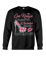 2 November Crewneck Sweatshirt tile