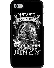 JUNE MAN 26 Phone Case thumbnail