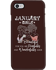 January Girls Phone Case thumbnail