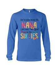 NANA SIXTIES Long Sleeve Tee tile