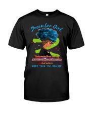 December Girls Classic T-Shirt thumbnail