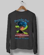 December Girls Crewneck Sweatshirt lifestyle-unisex-sweatshirt-front-10