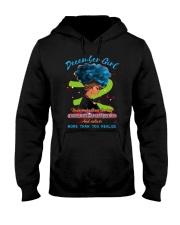 December Girls Hooded Sweatshirt thumbnail