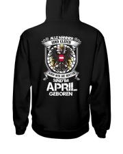 MAN APRIL Hooded Sweatshirt thumbnail