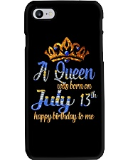 July 13th Phone Case thumbnail
