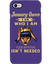 WHO I AM Phone Case thumbnail