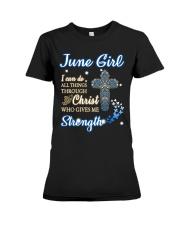 June Girl LHA Premium Fit Ladies Tee thumbnail